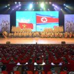 Představení a hostina pro válečné veterány