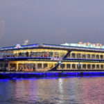 Plovoucí restaurace Tedonggang