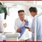 Soudruh Kim Čong Un poskytl pokyny Továrně lékařských přístrojů Mjohjangsan
