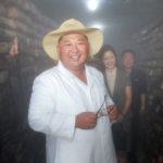 Soudruh Kim Čong Un navštívil Samčchonskou sumčí farmu