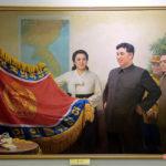 Zahájena Národní umělecká výstava k 70 letům KLDR