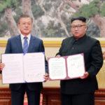 Zářijová pchjongjangská společná deklarace