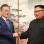 Druhý den návštěvy prezidenta Mun Če Ina v Pchjongjangu