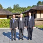 Predseda Maďarskej strany práce navštívil Mangjongde