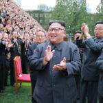 Soudruh Kim Čong Un navštívil Kim Čchekovu polytechnickou univerzitu