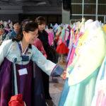 16. národní výstava korejských šatů