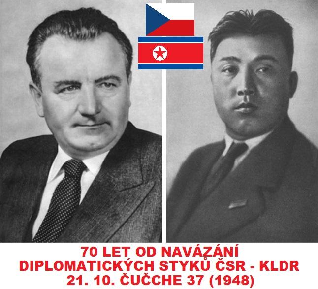 70 let diplomatických styků