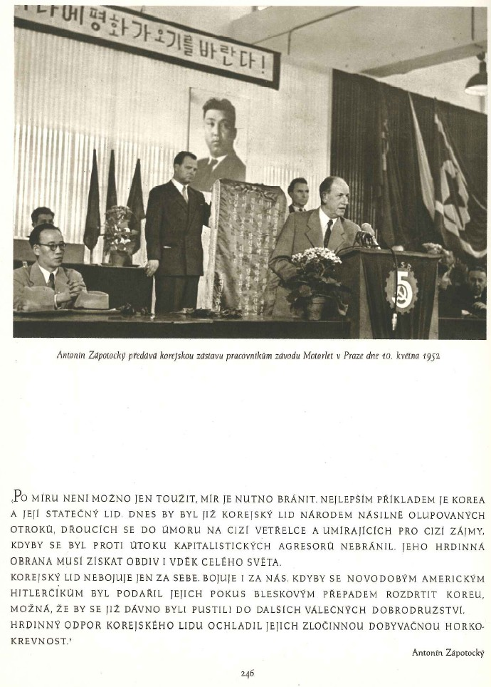 21. 10. - výročí navázání diplomatických styků ČSR-KLDR