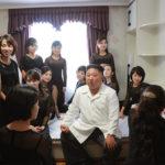 Soudruh Kim Čong Un navštívil Divadlo orchestru Samčijon
