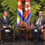 Soudruh Kim Jong Nam se setkal s nejvyššími představiteli Kuby