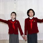Rozvoj dětských dovedností v Paláci školáků Mangjongde