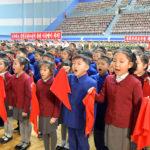 Korea oslavila Den zářící hvězdy