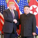 Soudruh KIM ČONG UN se setkal prezidentemUSA DonaldemJ.Trumpem