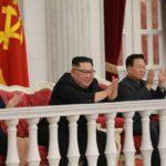 Soudruh KIM ČONG UN se zúčastnil koncertu a recepce k 71. výročí Korejské lidové armády