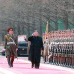 Soudruh KIM ČONG UN navštívil Ministerstvo lidových ozbrojených sil
