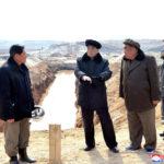 Premiér Pak Pong Džu skontroloval lokality v provincii Južné Hwanghe