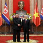 Soudruh KIM ČONG UN vykonal oficiální přátelskou návštěvu Vietnamské socialistické republiky