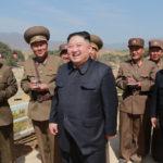 Soudruh KIM ČONG UN vedl výstavbu turistické oblasti Ončchon