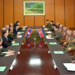 Rozhovory korejských a laoských veteránů