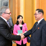 Soudruh Pak Tche Song přijal českou parlamentní delegaci