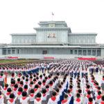 Oslavy 73 let Korejského svazu dětí