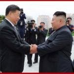 Návšteva súdruha Si Ťin-pchinga v KĽDR (2. deň)