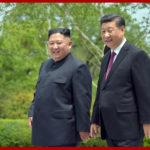 Soudruh KIM ČONG UN zaslal blahopřejný dopis k 70. výročí Čínské lidové republiky