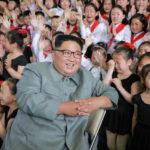 Soudruh KIM ČONG UN vedl na místě práci Paláce školáků studijní cesty tisíce ri