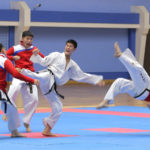 Zahájeno mistrovství mládeže v tchekwondu o cenu Čongilbong