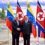 Stranická a státní delegace Venezuely navštívila KLDR