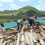 Poškození tajfunem č. 13