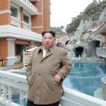 Soudruh KIM ČONG UN znovu navštívil lázeňské středisko Jangdok