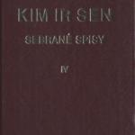 Kim Ir Sen: Sebrané spisy IV
