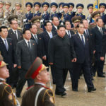 Korea si v nejhlubší úctě připomněla 8.výročí úmrtí soudruha KIMČONGILA