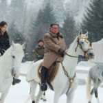 Súdruh KIM ČONG UN navštívil miesta revolučnej a bojovej slávy v oblasti hory Pektu