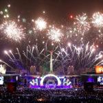 Socialistická Korea přivítala příchod nového roku čučche 109 (2020)