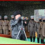 Súdruh KIM ČONG UN viedol spoločné bojové cvičenie jednotiek Kórejskej ľudovej armády