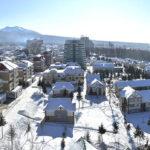 Obrazem: Přestavěné horské město Samdžijon (1/2)