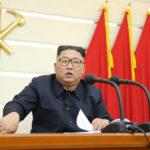 Rozšířené zasedání politbyra Ústředního výboru Korejské strany práce