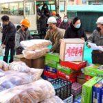 Pokračující pomoc Pchjongjangské všeobecné nemocnici