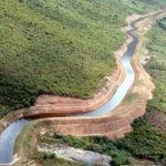 Vodné kanály v KĽDR