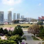 Pchjongjang včera a dnes