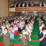 Matka strana poskytla mimořádnou pomoc obyvatelstvu města Kesong