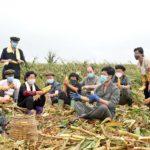 Funkcionáři ÚV KSP rozpoutali boj za odstranění následků tajfunu