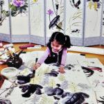 Z talentovaného dievčaťa sa stala slávna umelkyňa