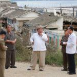 Soudruh KIM ČONG UN svolal rozšířené zasedání výkonné politické rady voblasti postižené tajfunem