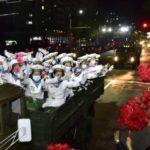 Z oslav 75. výročí Korejské strany práce
