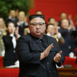 6. den 8.sjezdu KSP – soudruh KIMČONGUN zvolen generálním tajemníkem strany